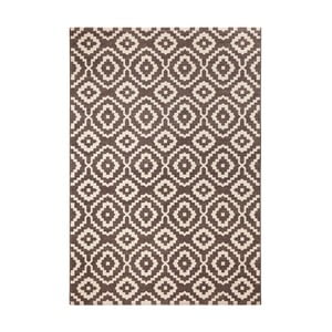 Hnedý koberec Mint Rugs Diamond Ornamental, 160 x 230 cm