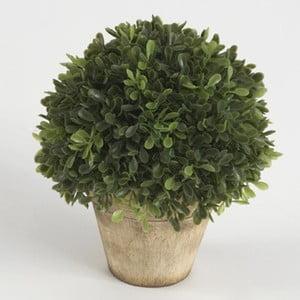 Umelá rastlina v kvetináči, 15 cm