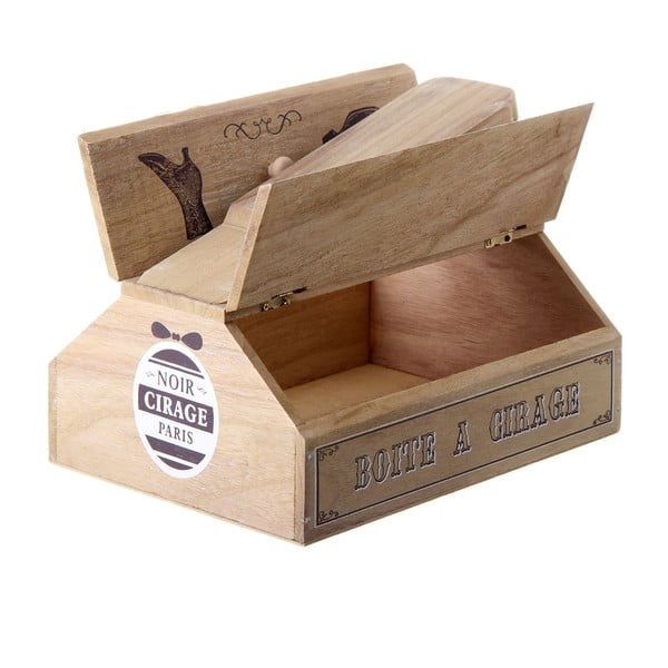 Krabice na prípravky na topánky Shoes