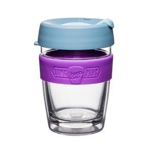 Cestovný hrnček s viečkom KeepCup LongPlay Lavender, 340 ml