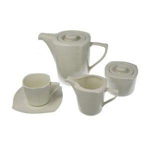 15-dielna porcelánová sada Bianco