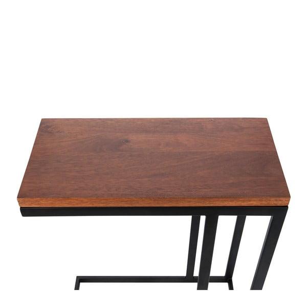 Odkladací stolík Side Brown