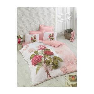 Bavlnené obliečky s plachtou Mino, 200 x 220 cm