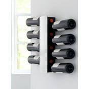 Nástenný stojan na fľaše vína  Steel Function Winerack