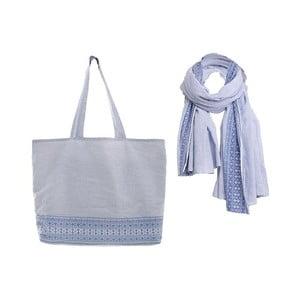 Set tašky a šatky BLE by Inart Lagoon
