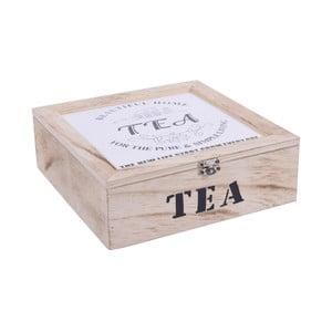 Škatuľka na čaj Ego Dekor Cup Of Tea