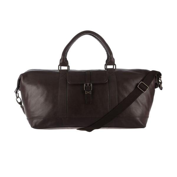 Unisex kožená taška Starboard Cocoa