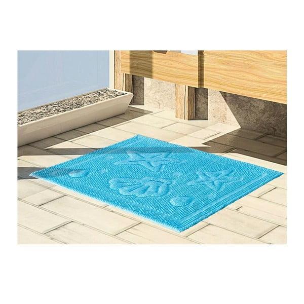Predložka do kúpeľne Istra Turquoise, 50x60 cm