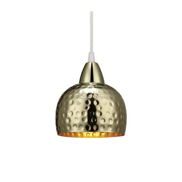 Zlaté závesné svetlo Markslöjd Hamer