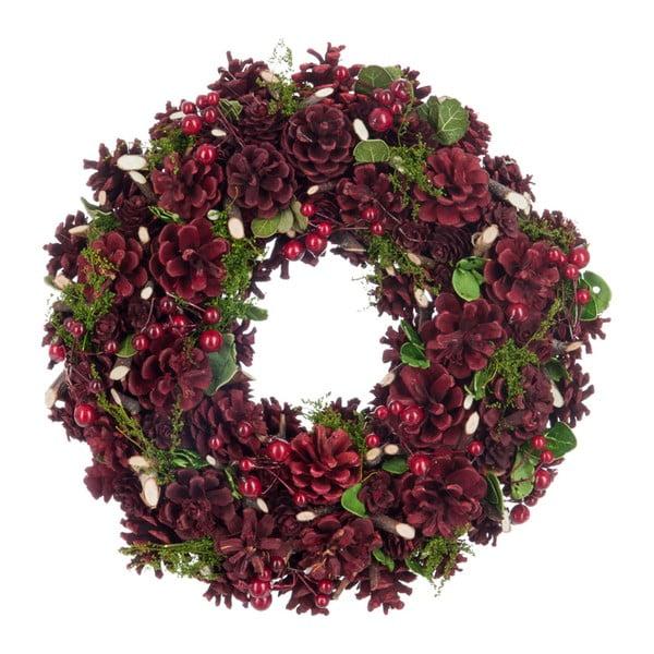 Vianočný veniec s borovicovými šiškami Jolipa