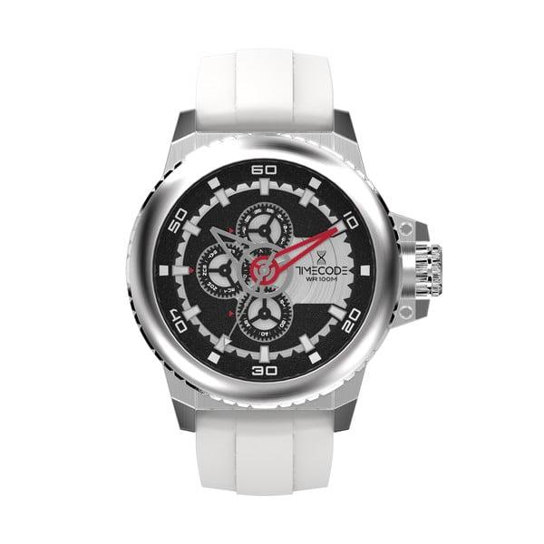 Pánske hodinky WWW 1991, Metallic/White