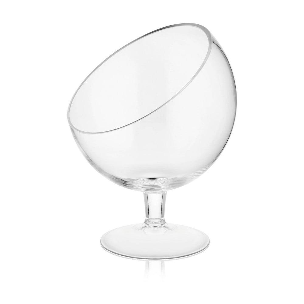 Sklenený pohár na stopke Mia Camaya Still, výška 13 cm