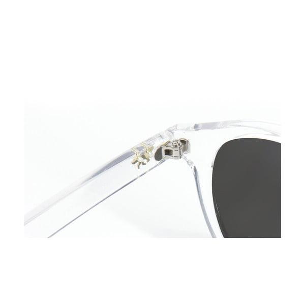 Slnečné okuliare Wolfnoir Hathi Seethrough Silver