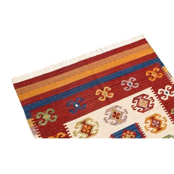 Ručne tkaný koberec Kilim Dalush 107, 120x70 cm