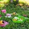 Plastová dóza s priehradkami Vigar Garden
