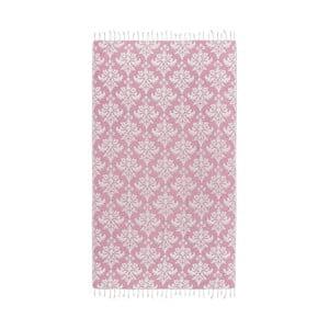 Ružová hammam osuška Kate Louise Serafina, 165x100cm