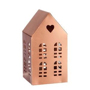 Lampáš Copper House, 20 cm