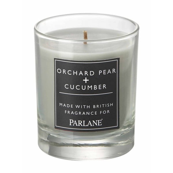 Sviečka v skle Parlane Pear & Cucumber