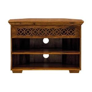 TV stolík z masívneho palisandrového dreva Massive Home Rosie, dĺžka 105 cm