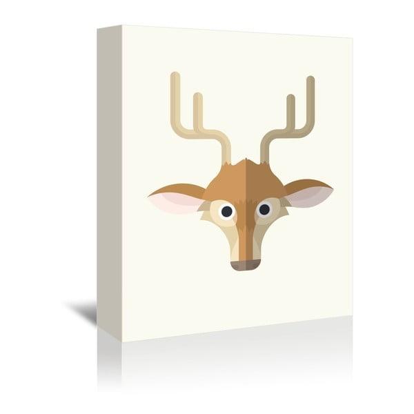 Obraz na plátne Deer od Christiana Jacksona
