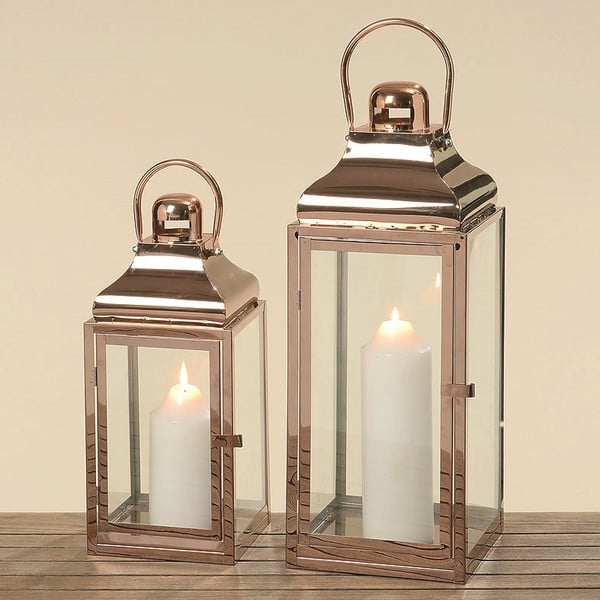 Sada 2 lampášov Manni