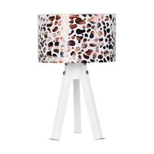 Stolová lampa Kate Louise Bianca Leopard