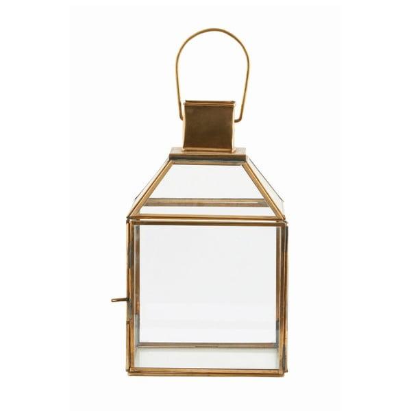 Lampáš Base Brass, 26x15 cm