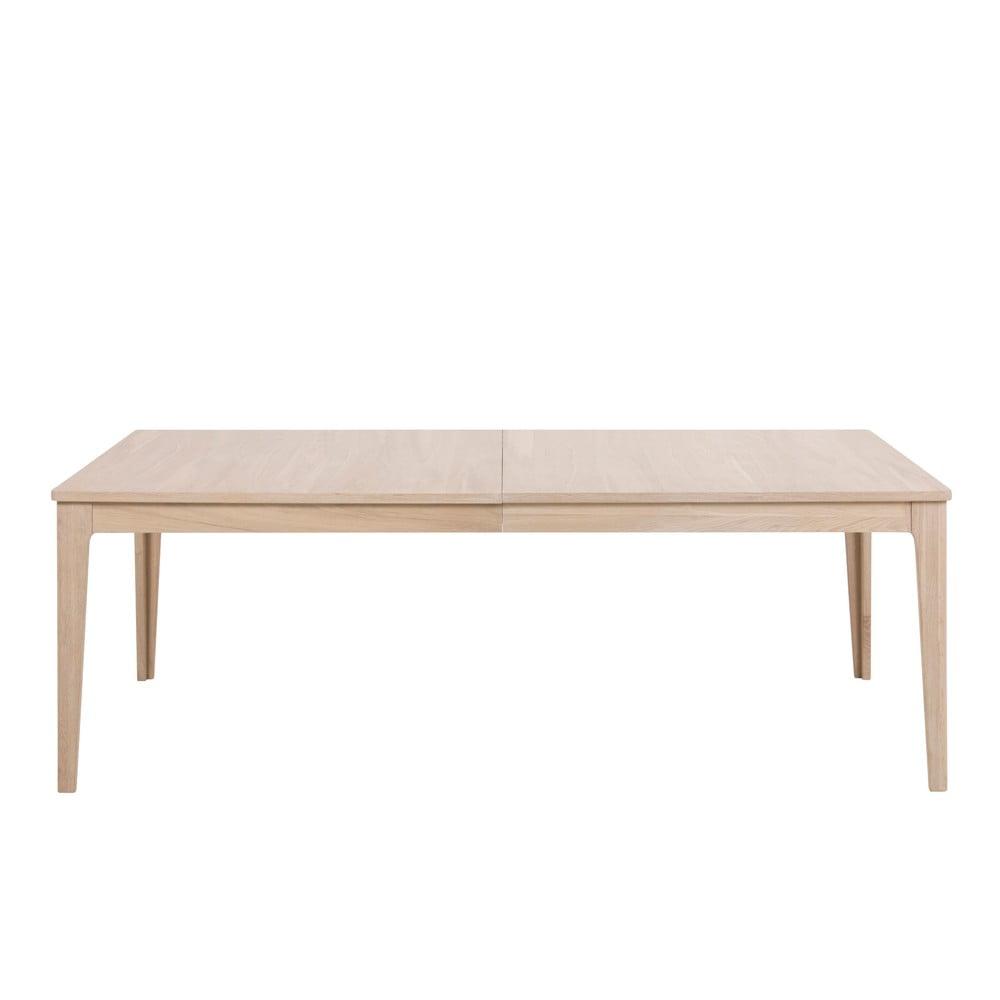 rozkladacia jedálenský stôl Actona Notrhwood