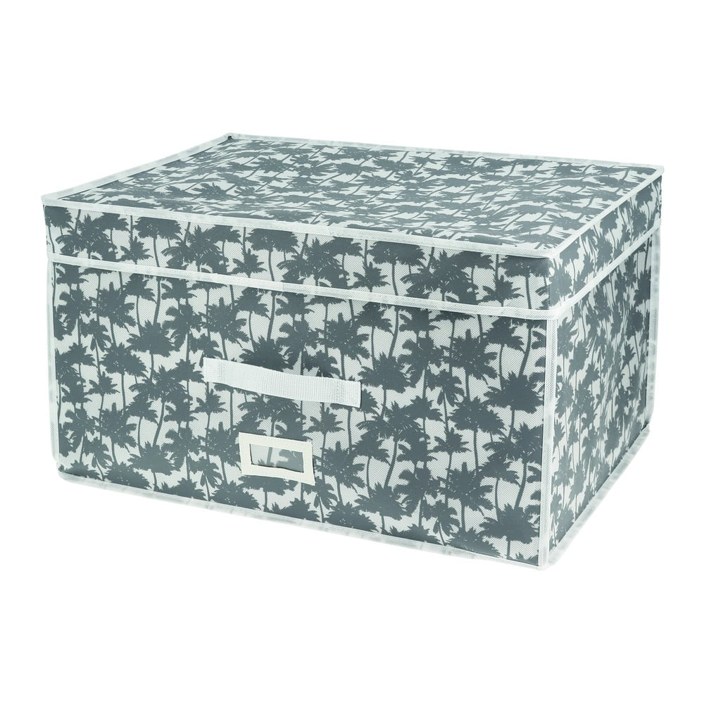Vakuový úložný box na oblečenie Compactor Signature Tahiti 3D Vacuum Bag, 150 l