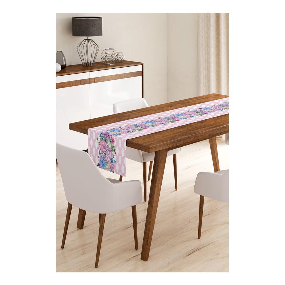Behúň na stôl z mikrovlákna Minimalist Cushion Covers Tracy, 45 × 145 cm