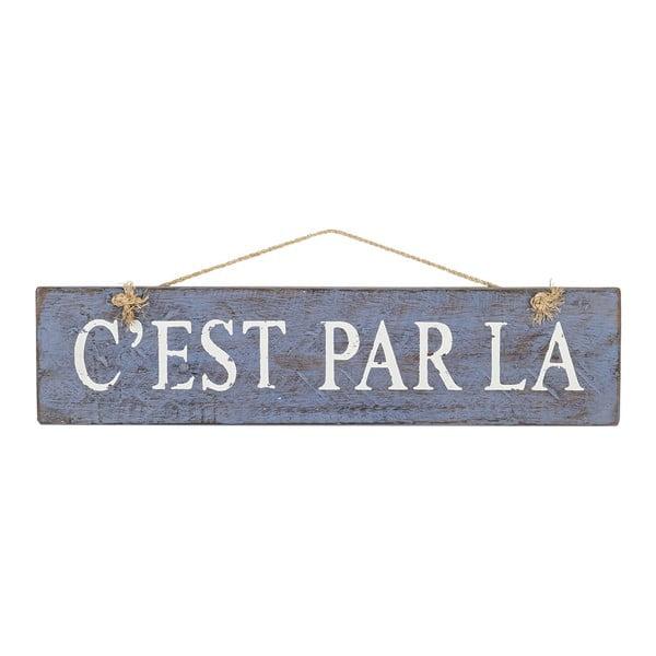 Nástenná dekorácia Cest Par La