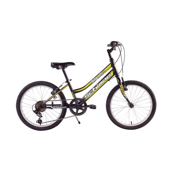 "Detský bicykel Schiano 288-10, veľ. 20"""