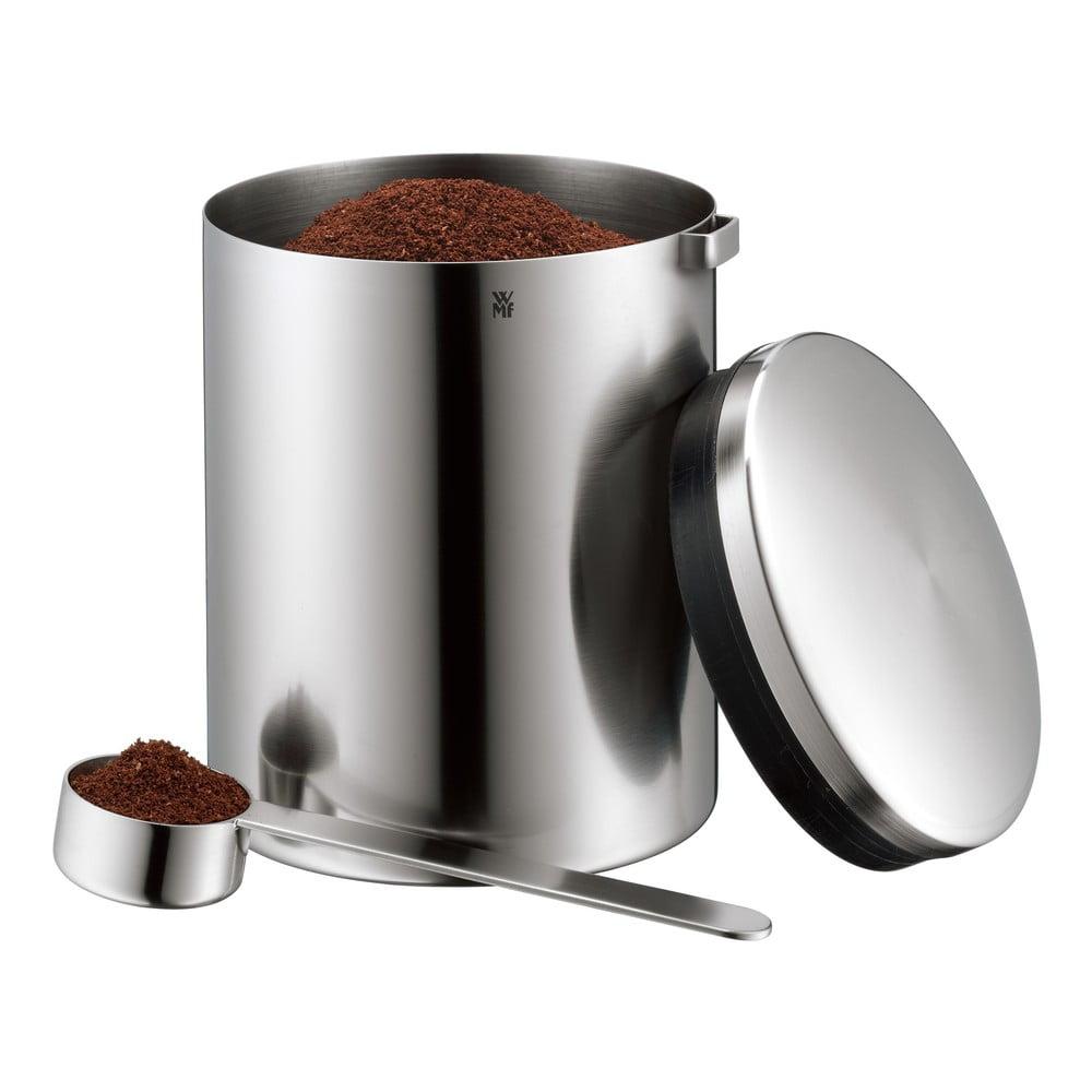 Antikoro dóza na kávu Cromargan® WMF Kult, výška 13,5 cm