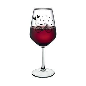 Pohár na víno Vivas Bicycle, 345 ml