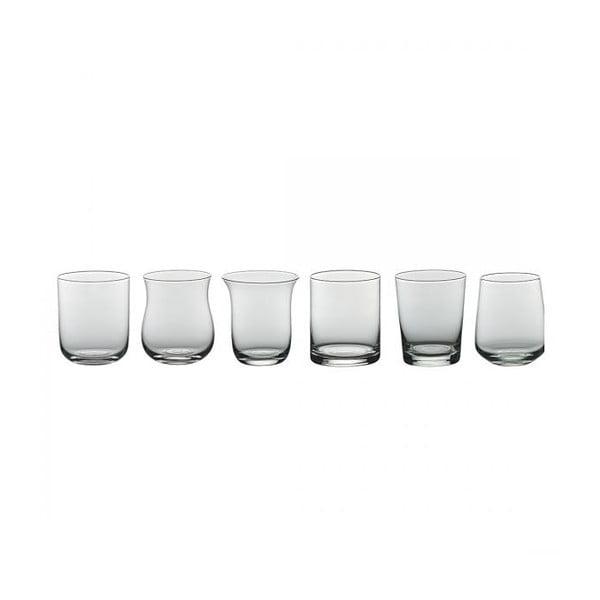 Sada 6 pohárov na vodu Desigual Transparent