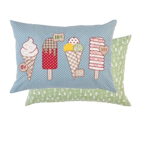 Vankúš Ice Cream, 30x50 cm
