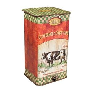 Pedálový odpadkový kôš Biscottini Vache