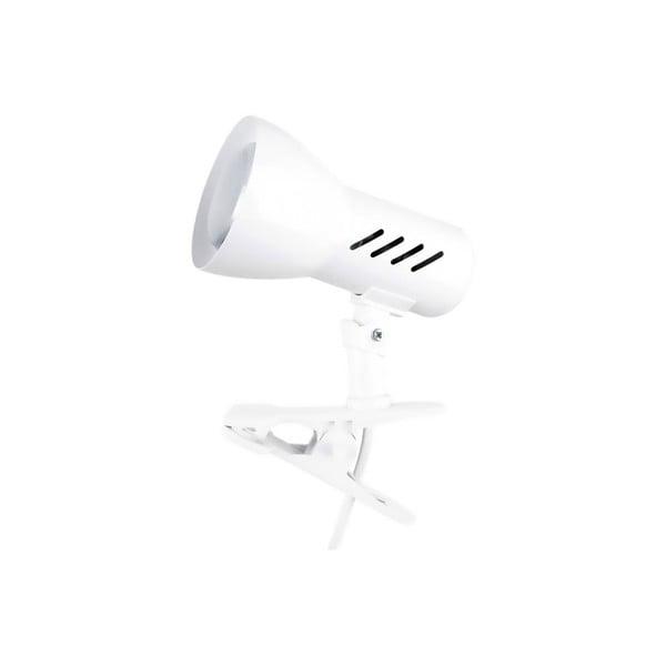 Stolová lampa na klips Cspots White