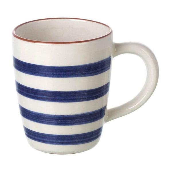 Keramický hrnček Parlane Blue Stripe