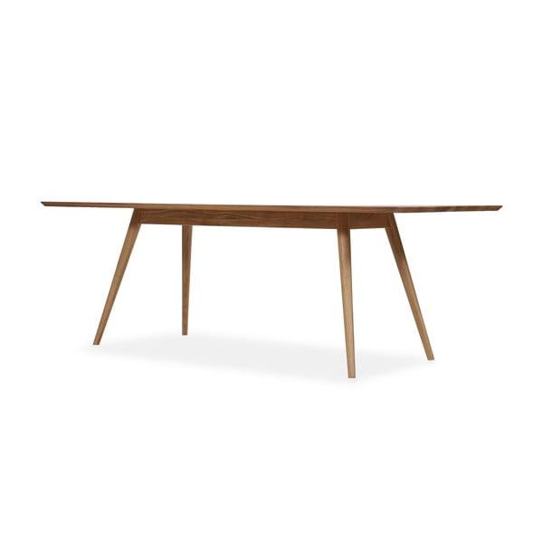 Jedálenský stôl Stafa, 180x90x75,5 cm