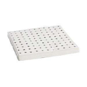 Sada 20 papierových obrúskov Nordal Dot