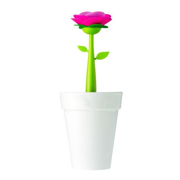 Dóza Vigar Floral Pink