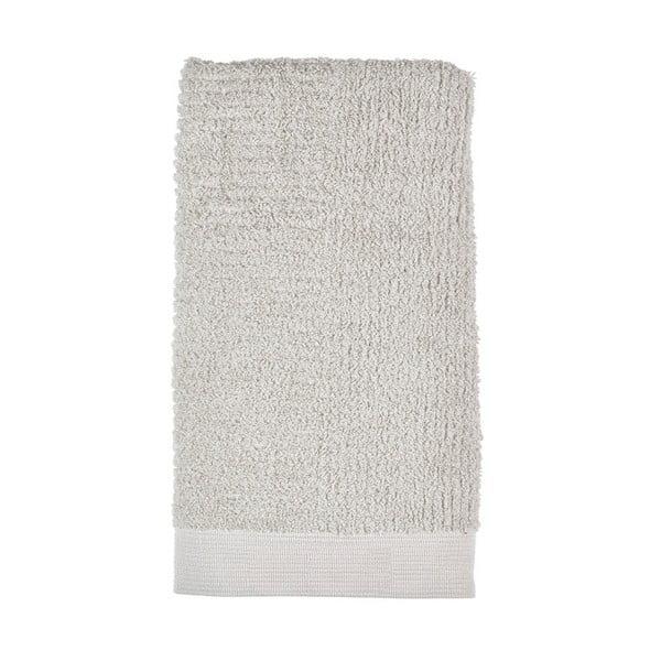 Krémový uterák Zone Nova, 100 x 50 cm