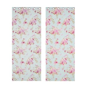 Záves Birdcage Blossom, 168x183 cm