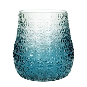 Modrobiela váza HF Living, 23cm