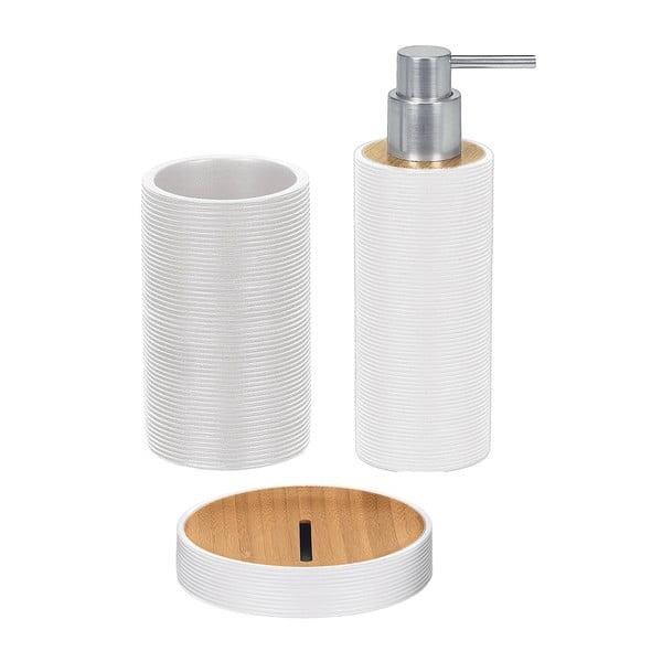 Kúpeľňový set Kyoto White