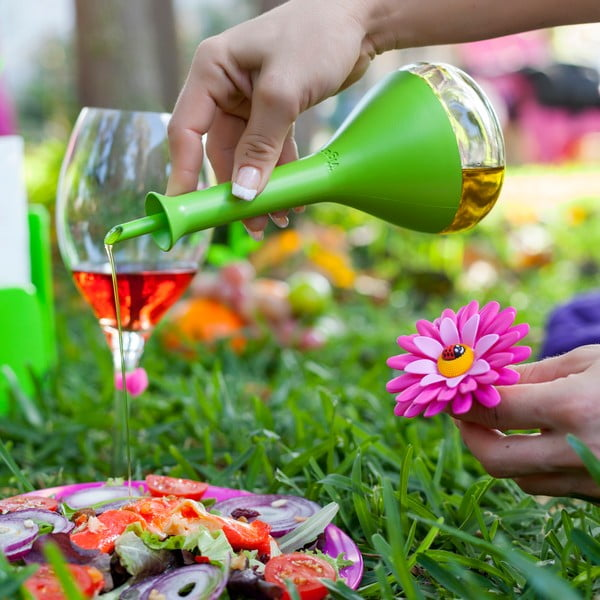 Fľaša na olej Vigar Garden