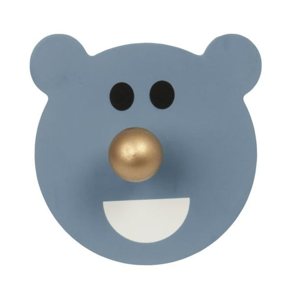 Vešiak Happy Bear Blue