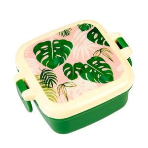 Vzduchotesný desiatový box Rex London Tropical Palm, 9 × 7 cm