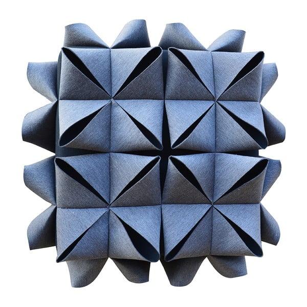 Taburetka Origami, šedá